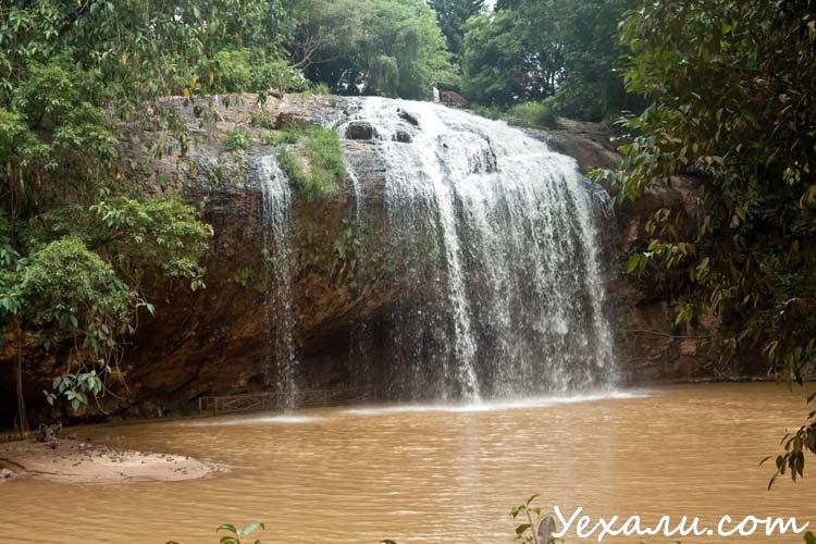Водопады Далата: Пренн