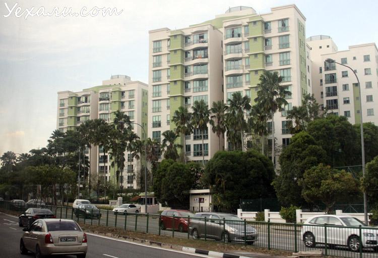 Фото домов в Сингапуре