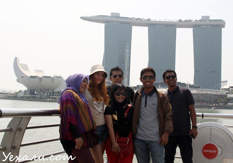 Фото достопримечательностей Сингапура