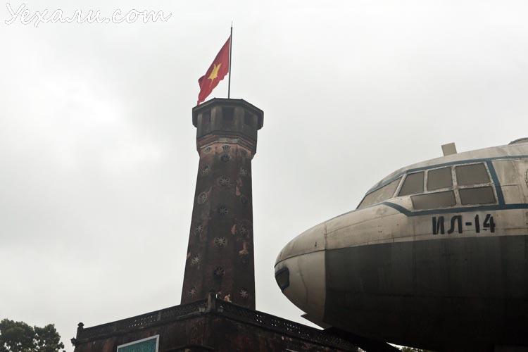 Достопримечательности столицы Вьетнама: Ханойская Башня