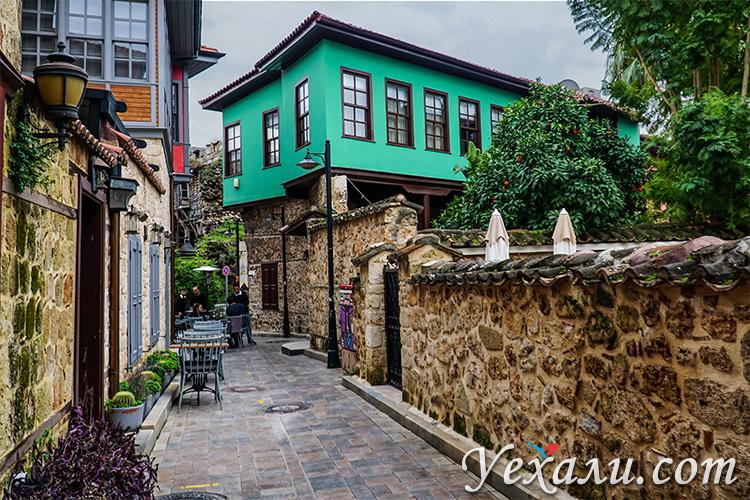 Обстановка в Турции для туристов на сегодняшний день: Анталья, Калеичи.