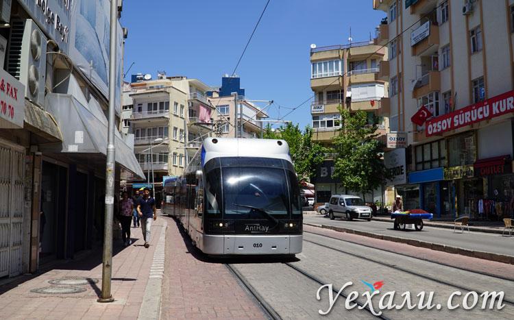 Нетуристическая Турция: общественный транспорт в Анталье