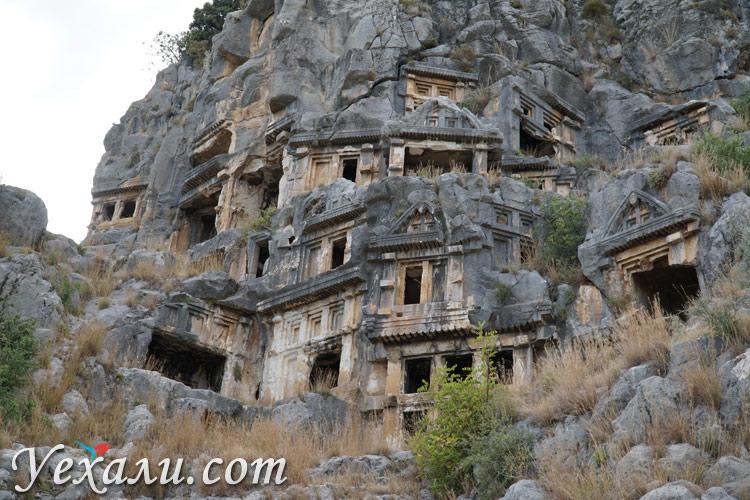 Демре, маршрут по Турции