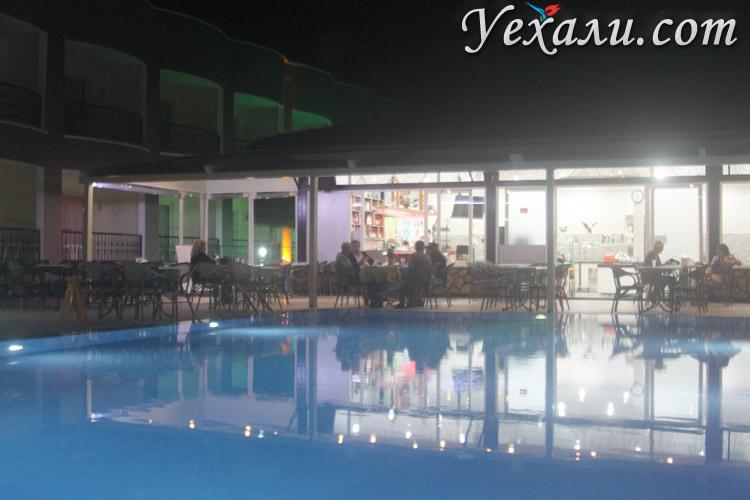 Отель Sayanora Hotel в Сиде