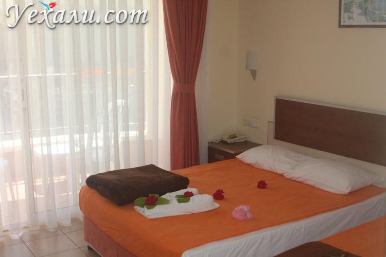 Комнаты в отеле Сайянора