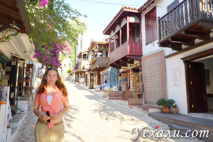 Маршрут по Турции, город Каш