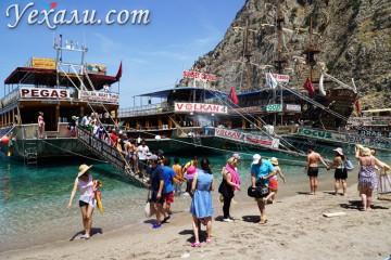 Обстановка в Турции для туристов сегодня: Олюдениз, Долина Бабочек