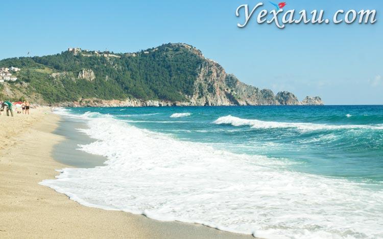 Фото Аланьи, Турция: пляж Клеопатры