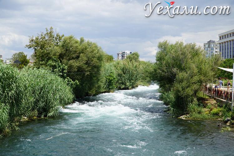 Река Дюден