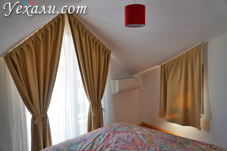 Спальня в отеле