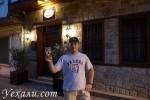 В старый город Анталии Калеичи приехали скептические туристы из Пентоса со своей фотокамерой
