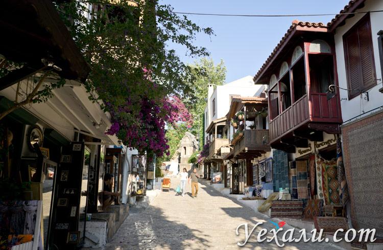 Город Каш, Турци, фото туристов.