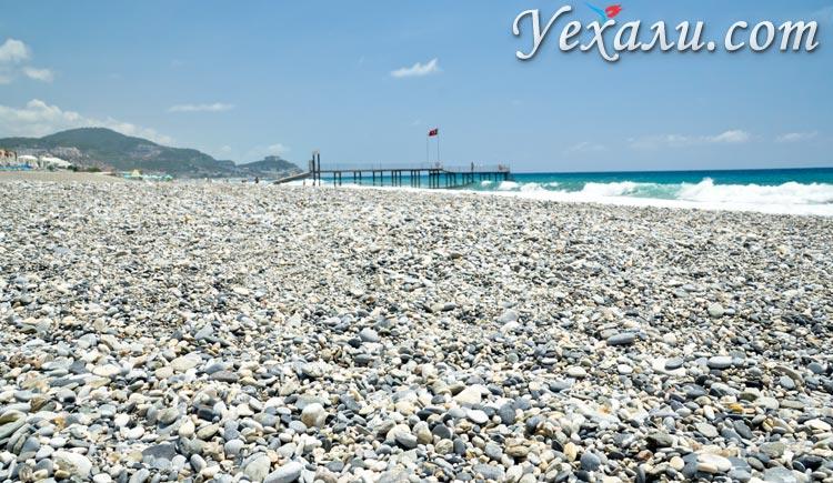 Фото пляжей Махмутлара.
