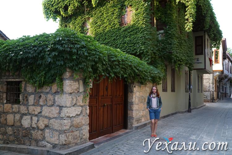 Отели в старом городе Анталии