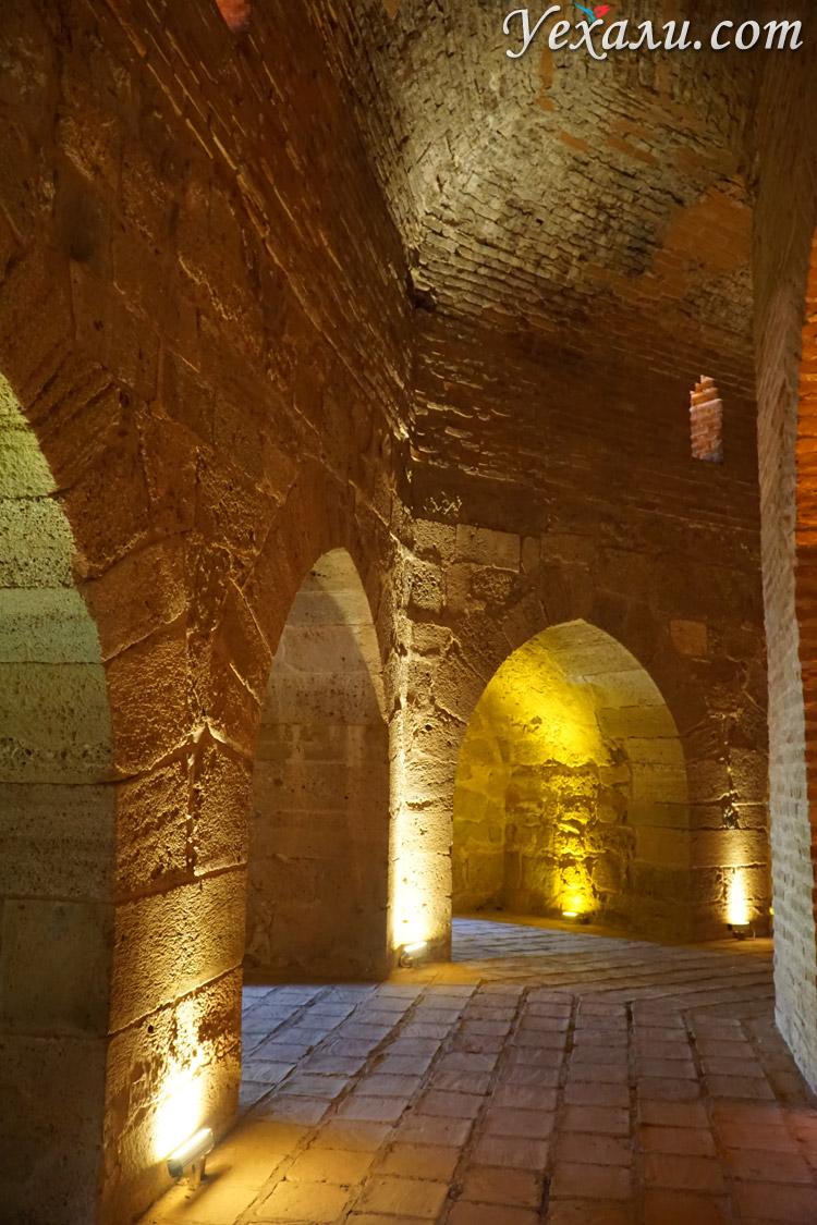 Кызыл Куле в Алании фото