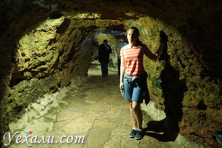 Верхний Дюден пещера