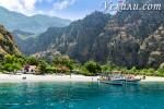 Что круче: пляж Долина Бабочек в Турции или бухта Майя Бэй в Таиланде?