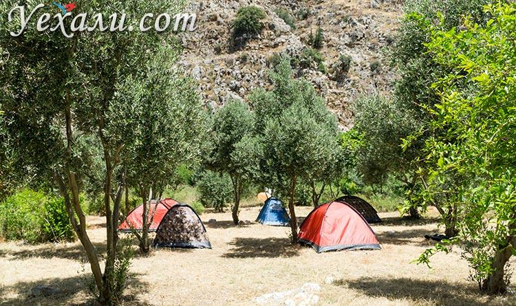 Долина Бабочек Фетхие, Турция.