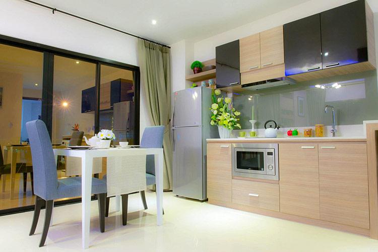 Стоит ли покупать квартиру в Паттайе в кризис: Dusit Grand Condo View