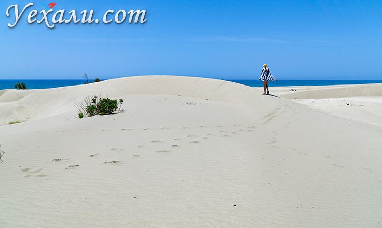Лучшие пляжи Турции на Средиземном море: Патара Бич