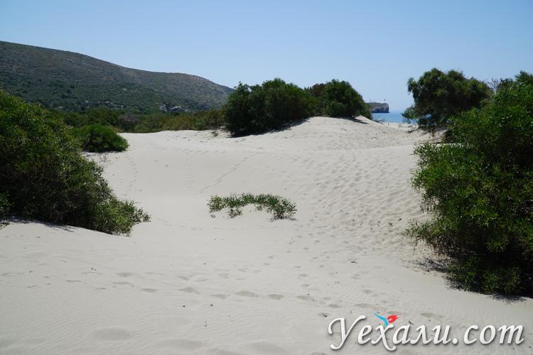 Фото пляжа Патара.