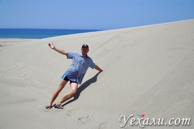Пляж Патара в Турции