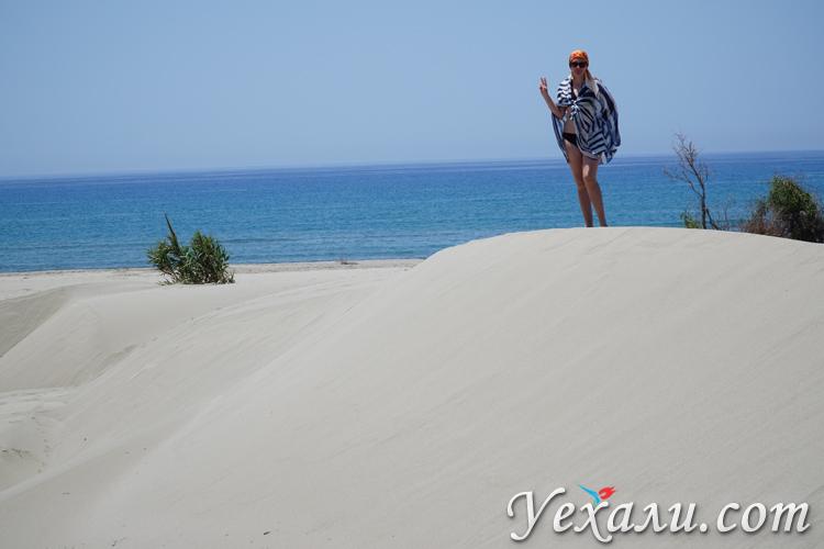 Фото пляжа Патара в Турции