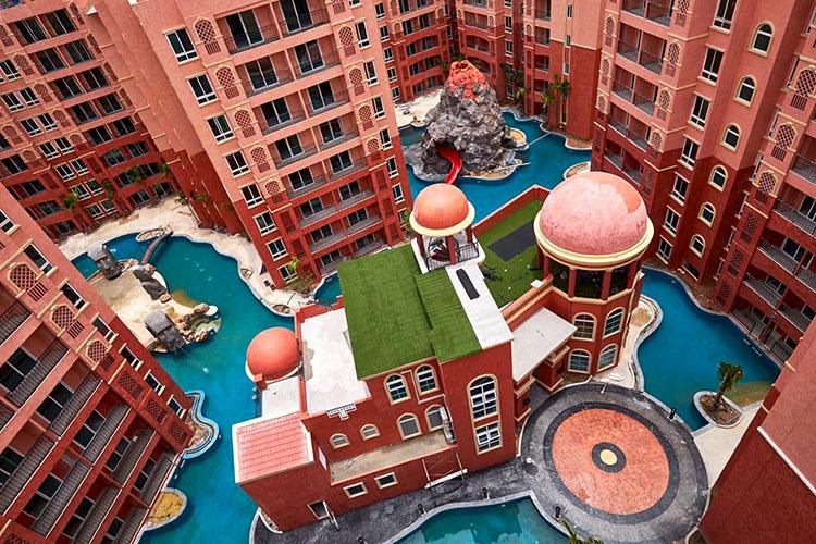 Стоит ли покупать квартиру в Паттайе в кризис: Seven Seas
