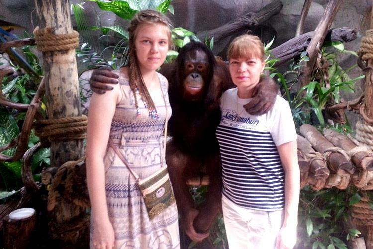 Экскурсия Дискавери в Паттайе: зоопарк Као Кео