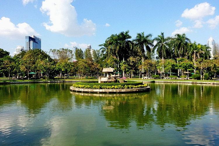 Фото парка Люмпин, Бангкок, Таиланд