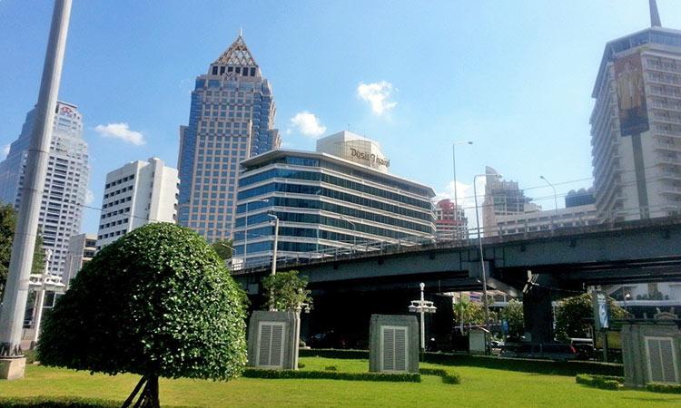 Парк Люмпин, Бангкок, Таиланд