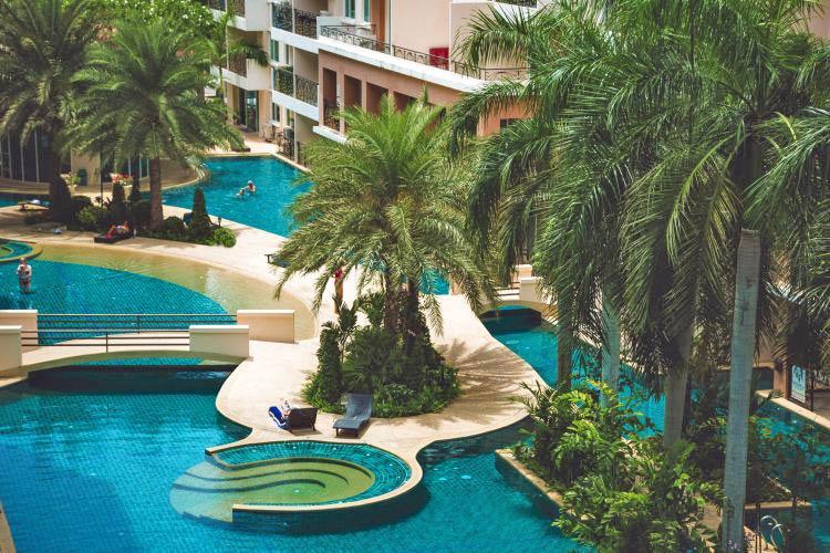 Аренда жилья в Таиланде: Paradise Park, Паттайя.