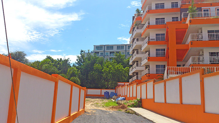 Покупка квартиры в Паттайе.