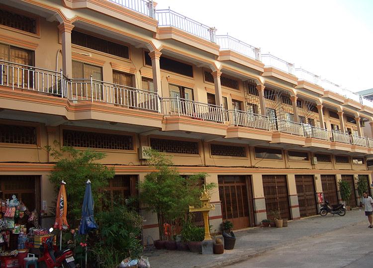 Экскурсия из Паттайи в Камбоджу: мой отель Starry Angkor Hotel.