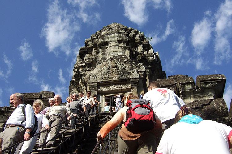 Фото Ангкор Вата, Сием Рип, Камбоджа.