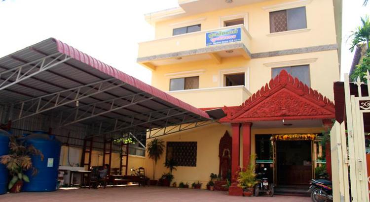 отель Garden House Guesthouse в Сием Рипе.
