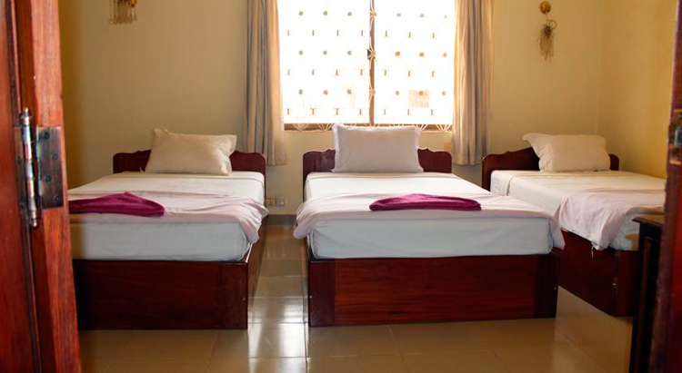 Отель Garden House Guesthouse, Сием Рип.
