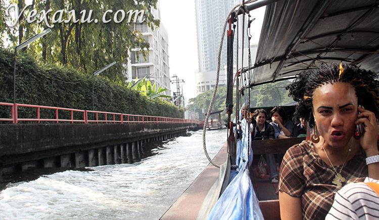 Чем заняться в Бангкоке: поездка по клонгам