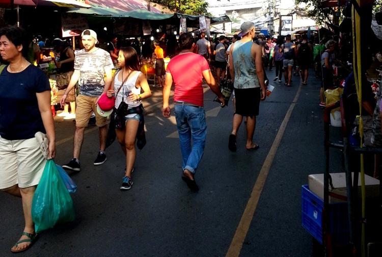 Рынок Чатучак в Бангкоке, отзывы и фото.