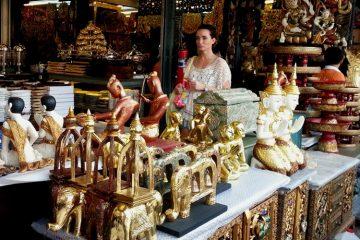 Отзывы про рынок Чатучак в Бангкоке.