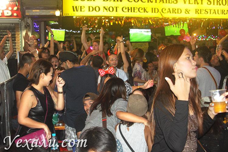 Чем заняться в Бангкоке: пройти туристическое крещение на Каосане