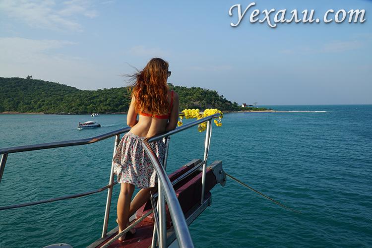 Морская экскурсия в Паттайе