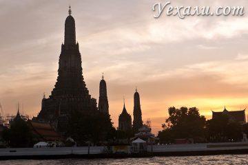 Чем заняться в Бангкоке: посетить главные храмы Таиланда