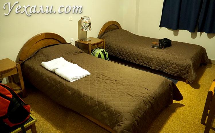 Какой отель в Греции выбрать? Hotel Achillion, Пирей.