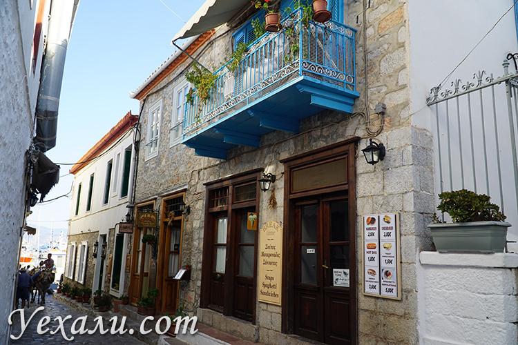 Фотоотчет с остова Гидра, Греция