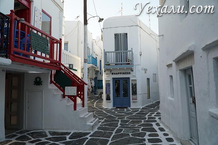 Остров Миконос отзыв и фото