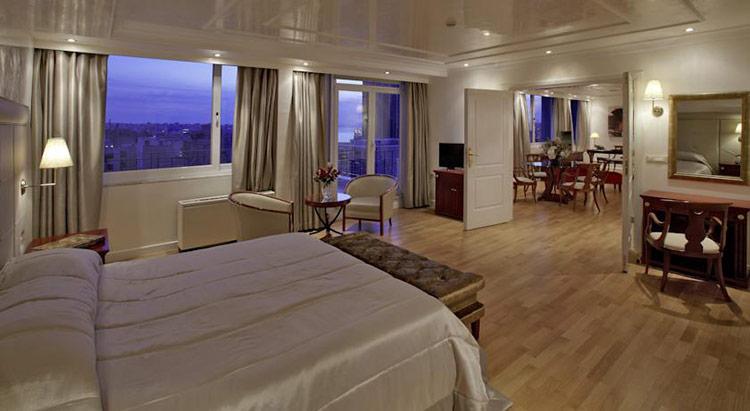 Лучшие отели города Пирей в Греции: Piraeus Theoxenia Hotel.