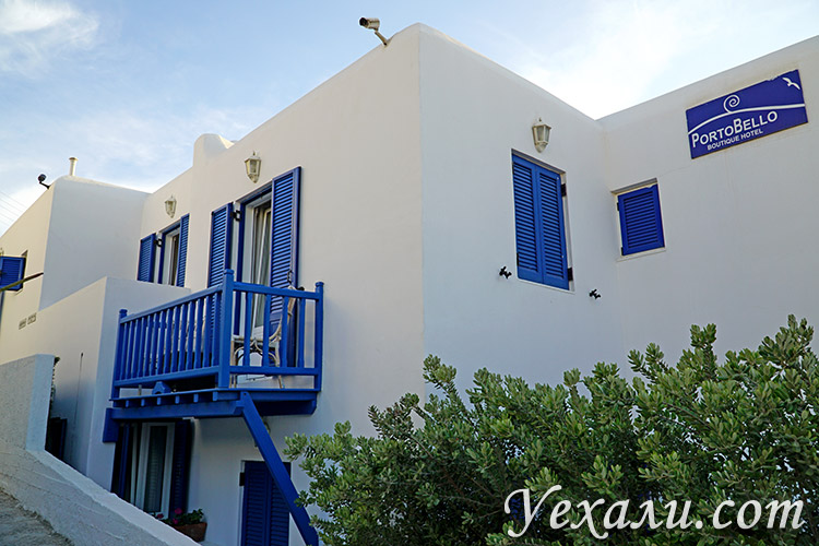 Самостоятельный отдых в Греции: бронирование отелей.