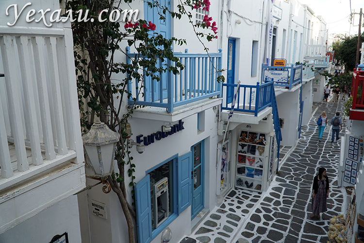 Лучшие фото острова Миконос