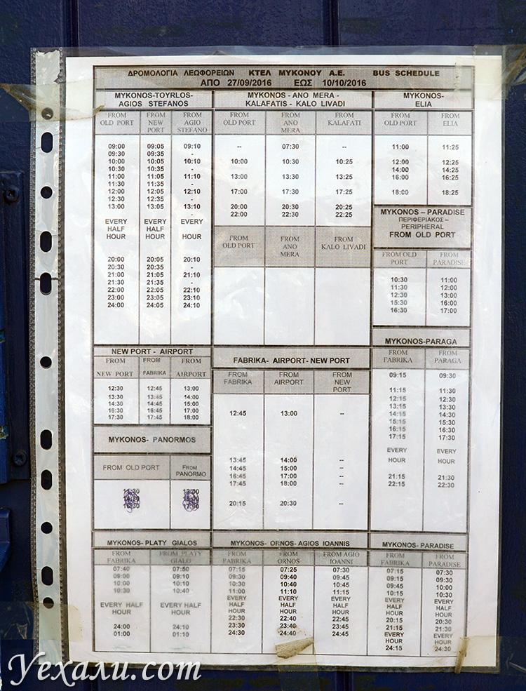 Расписание движения автобусов от станции Фабрика